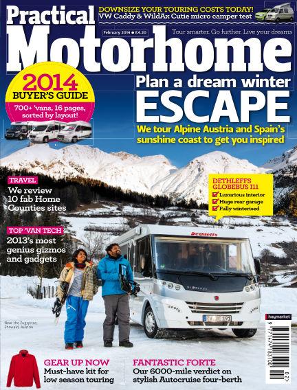 Practical Motorhome January 02, 2014 00:00