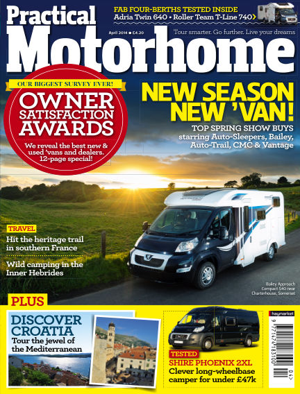 Practical Motorhome March 03, 2014 00:00