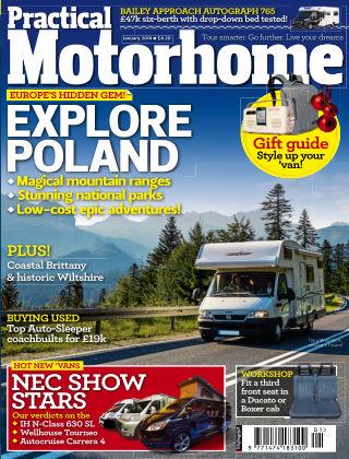 Practical Motorhome Jan 2014