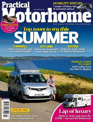 Practical Motorhome July 2014