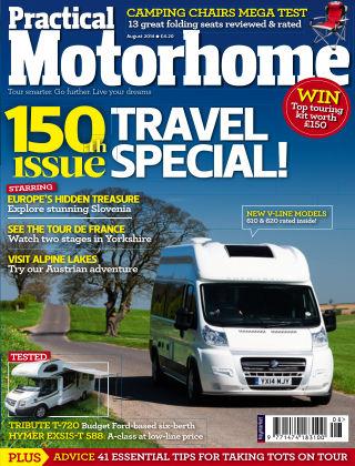 Practical Motorhome August 2014