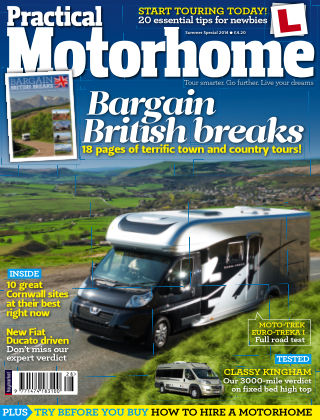 Practical Motorhome Summer Special 2014