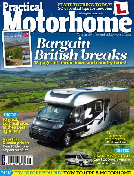 Practical Motorhome June 27, 2014 00:00