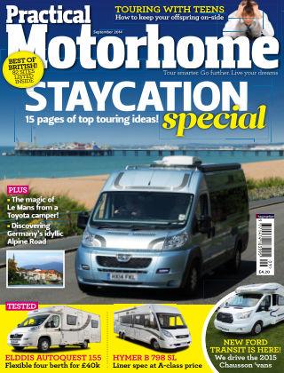 Practical Motorhome September 2014