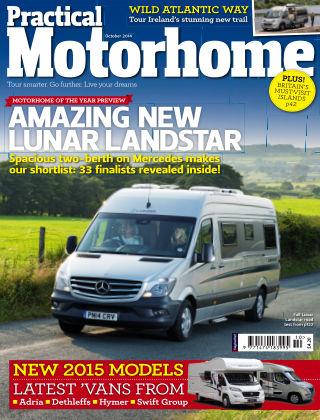 Practical Motorhome October 2014