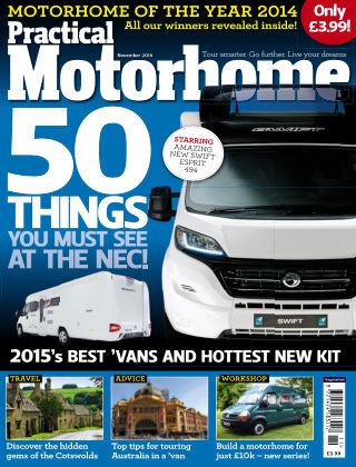 Practical Motorhome November 2014