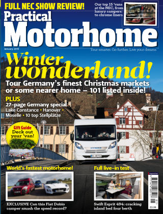 Practical Motorhome January 2015