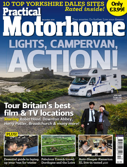 Practical Motorhome October 23, 2014 00:00