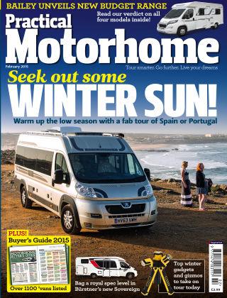 Practical Motorhome February 2015