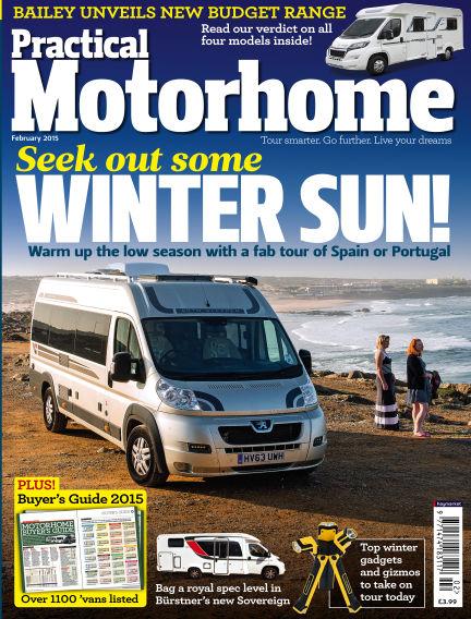 Practical Motorhome December 18, 2014 00:00