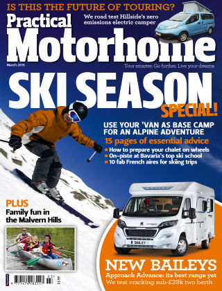 Practical Motorhome March 2015