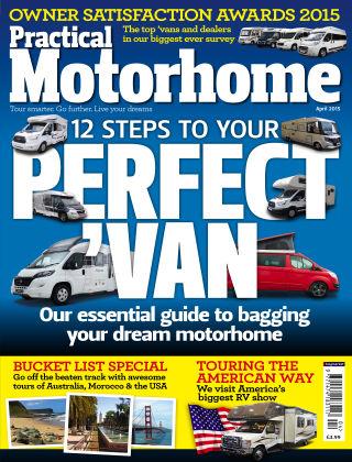 Practical Motorhome April 2015