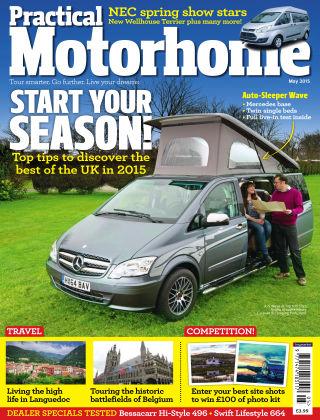 Practical Motorhome May 2015