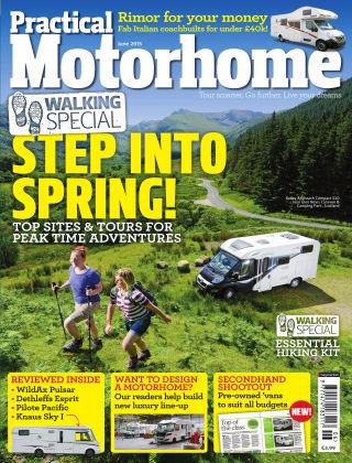 Practical Motorhome June 2015