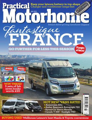 Practical Motorhome July 2015