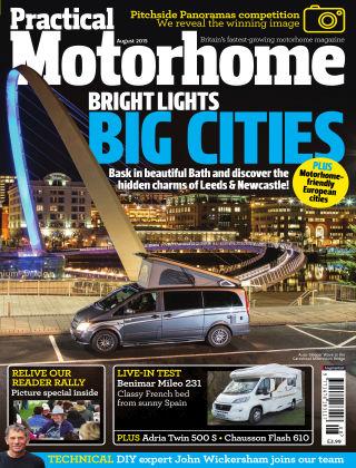 Practical Motorhome August 2015