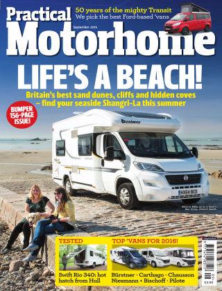 Practical Motorhome September 2015