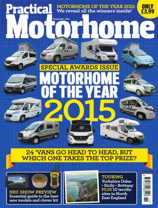 Practical Motorhome November 2015