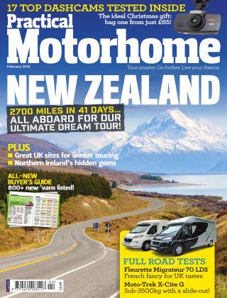 Practical Motorhome Februray 2016