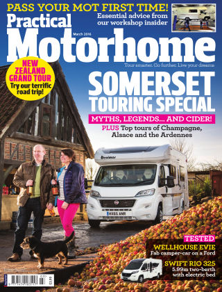 Practical Motorhome March 2016