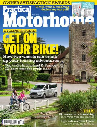 Practical Motorhome April 2016