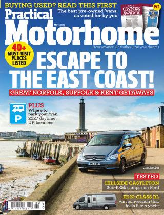Practical Motorhome May 2016