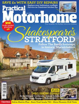 Practical Motorhome June 2016
