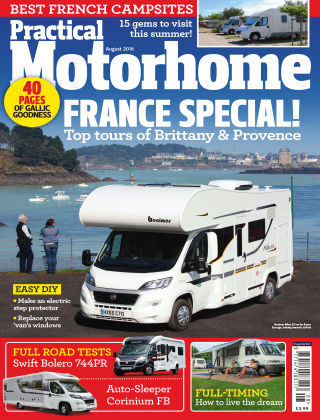 Practical Motorhome August 2016