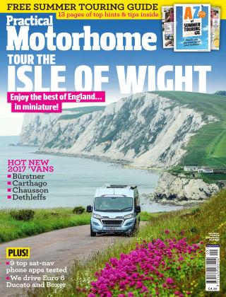 Practical Motorhome September 2016