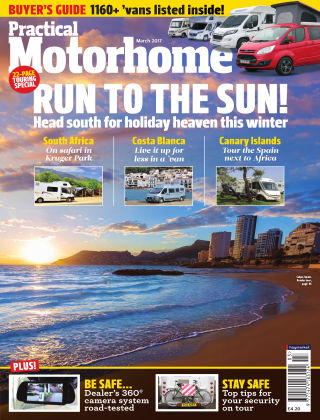 Practical Motorhome March 2017
