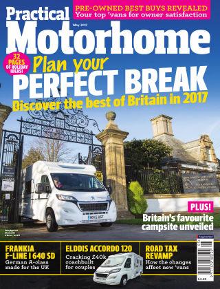 Practical Motorhome May 2017