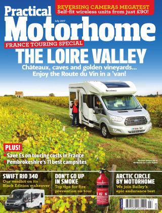 Practical Motorhome July 2017