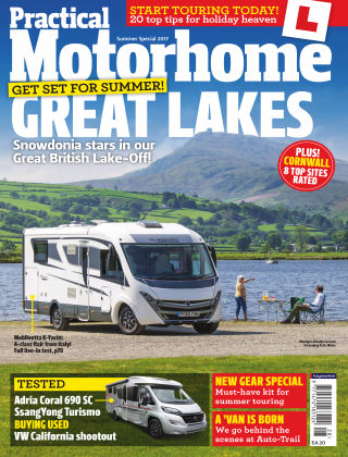 Practical Motorhome Summer Special 2017