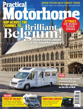 Practical Motorhome January 2018