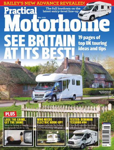 Practical Motorhome March 08, 2018 00:00