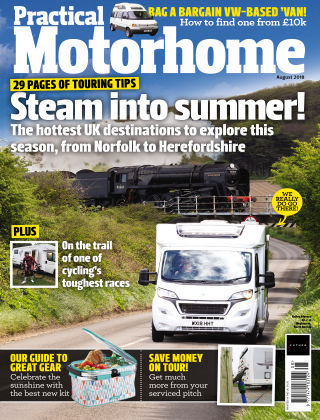 Practical Motorhome August 2018