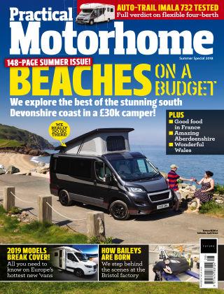 Practical Motorhome Summer 2018