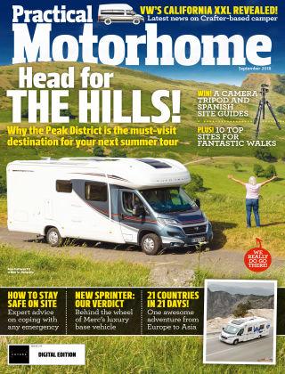 Practical Motorhome September 2018
