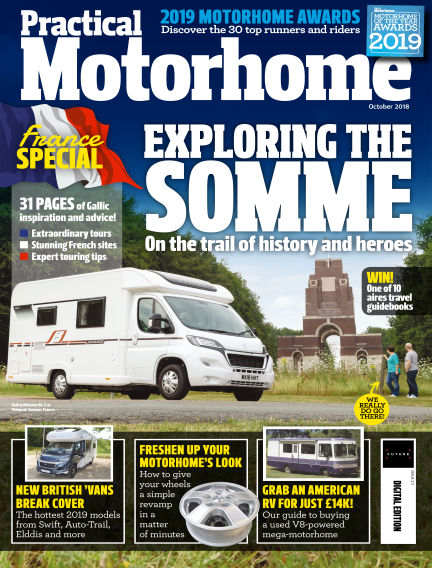 Practical Motorhome August 23, 2018 00:00