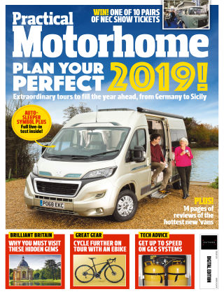 Practical Motorhome March 2019