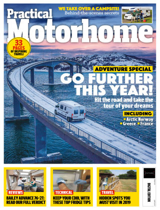 Practical Motorhome June 2019