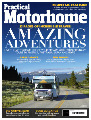 Practical Motorhome November 2019