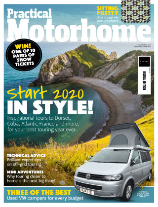 Practical Motorhome March 2020