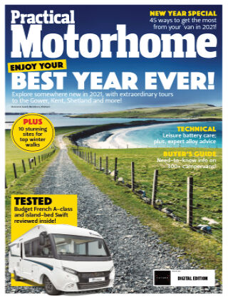 Practical Motorhome March 2021