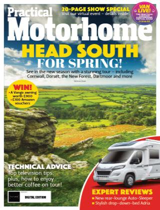 Practical Motorhome April 2021