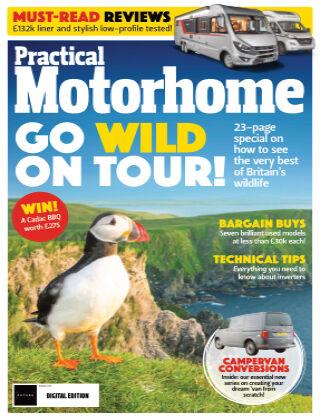 Practical Motorhome July