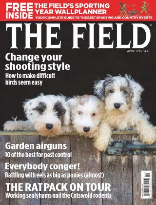 The Field April 2015