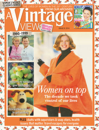 Woman's Weekly Vintage View Issue 9