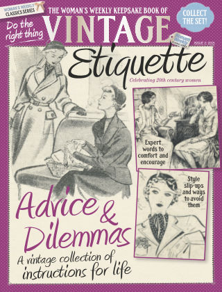 Woman's Weekly Vintage View Classic 2