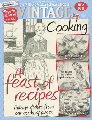 Woman's Weekly Vintage View Classics (5)